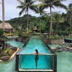 Zakázkové akrylové panely pro bazény