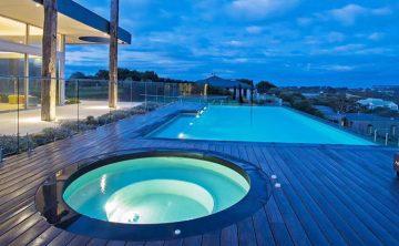 akrylový bazén