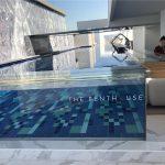ochranu životního prostředí koupání bazénu