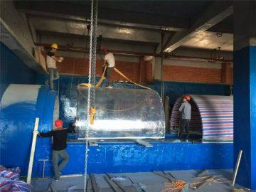 akryl Akvarijní tunel akvária